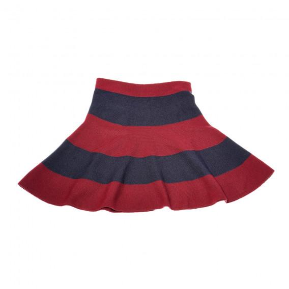 Плетена пола за бебе Benetton 31596