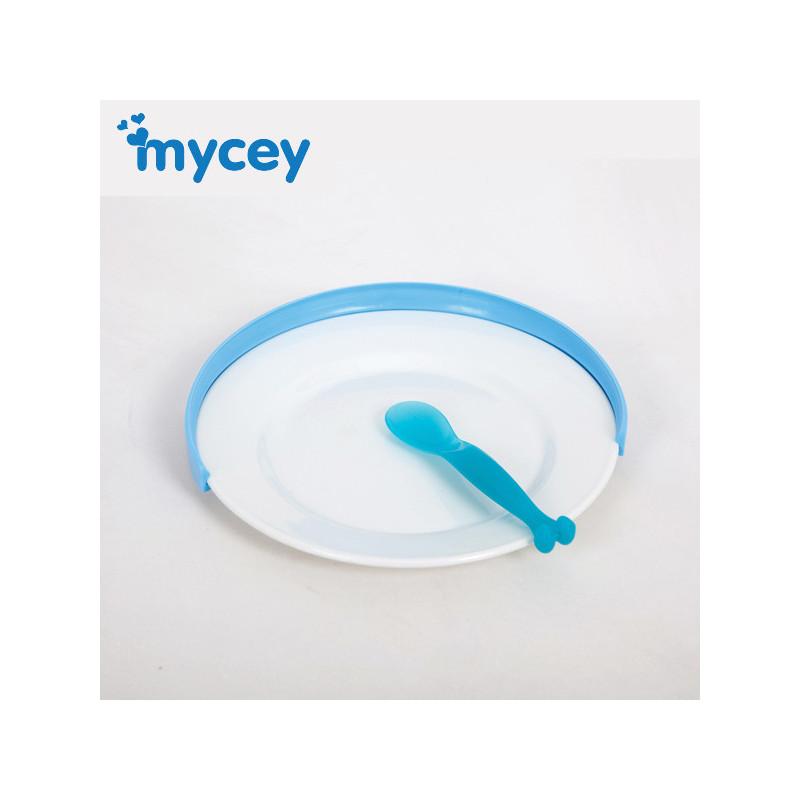Предпазител за чиния, син  3160
