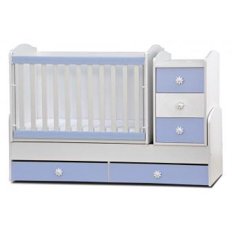 Бебешко легло ниа -  трансформиращо Дизайн Бейби 31772