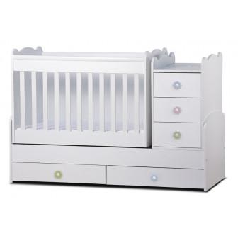 Бебешко легло лейди - трансформиращо Дизайн Бейби 31781