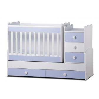 Бебешко легло лейди - трансформиращо Дизайн Бейби 31784