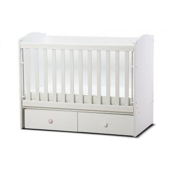 Бебешко легло тони с подвижна решетка Дизайн Бейби 32074