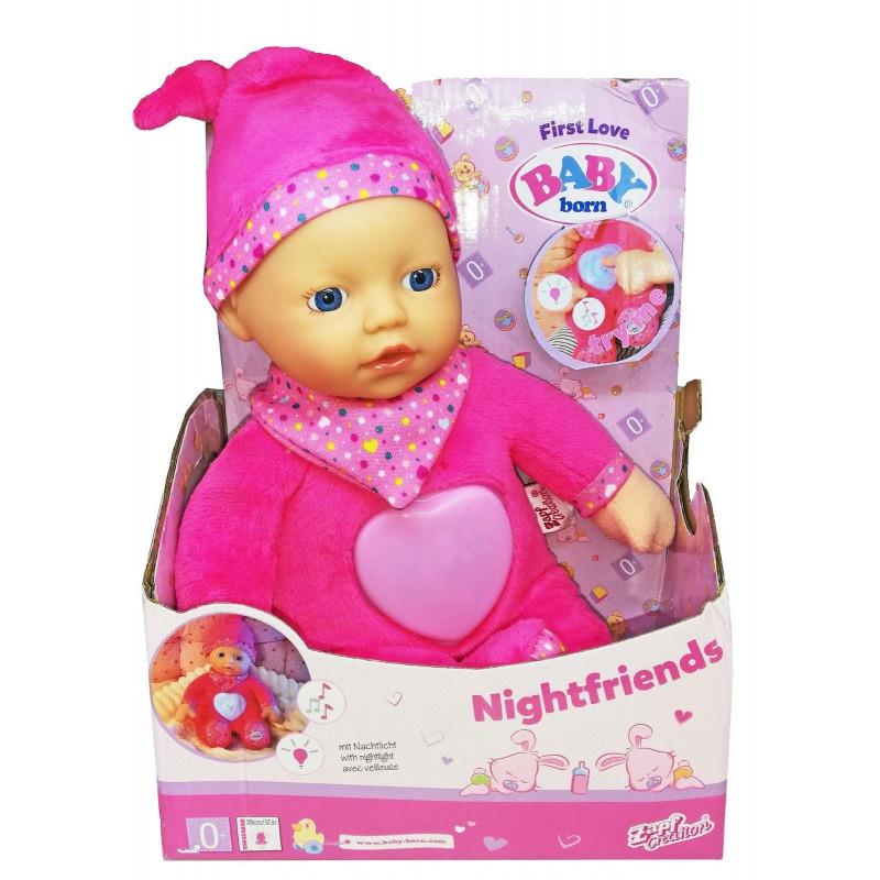 Baby born - кукла за гушкане  32143