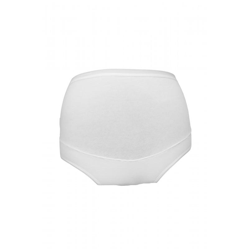 Памучни бикини за бременни бели, размер M  3233