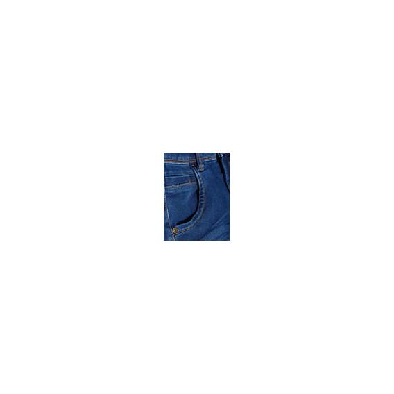 Къс дънков панталон за момче Name it 32435 3