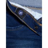Къс дънков панталон за момче Name it 32436 4