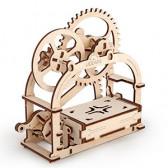 3D Механичен пъзел механична кутия Ugears 3287