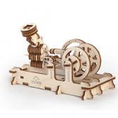 3D Механичен пъзел двигател Ugears 3297