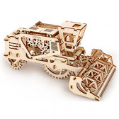 3D Механичен пъзел комбайн Ugears 3298