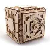 3D Механичен пъзел сейф Ugears 3299