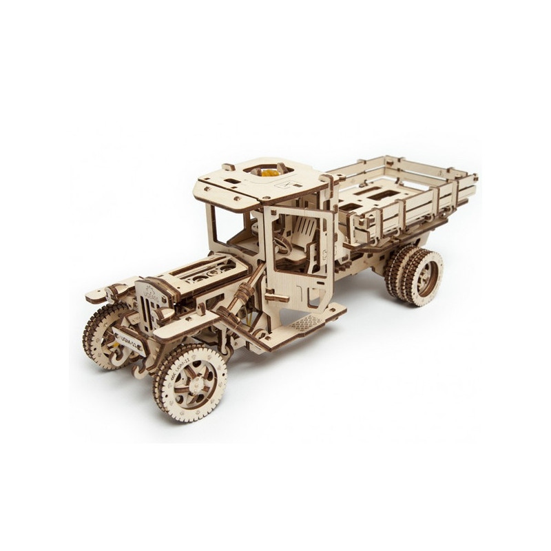 3D Механичен пъзел Камион UGM-11  3303