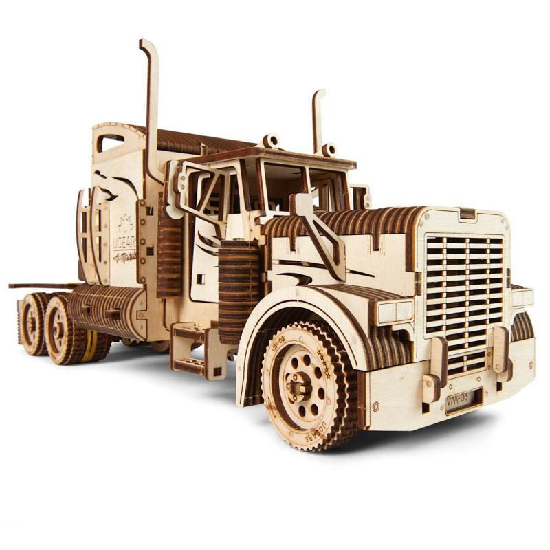 3D Механичен пъзел Камион Heavy Boy  3326