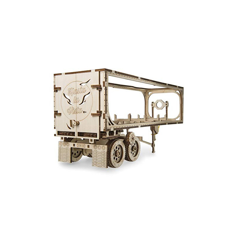 3D Механичен пъзел ремарке за камион Heavy Boy  3327