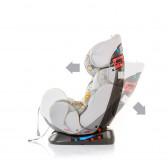 Стол за кола 4в1 0-36 кг. Chipolino 33376 2