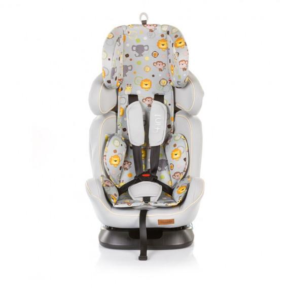 Стол за кола 4в1 0-36 кг. Chipolino 33377 3