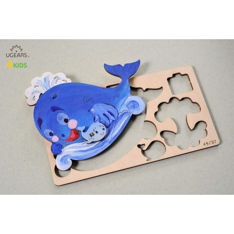 3D Механичен пъзел 4kids кит  3342