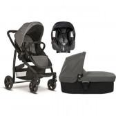 Комбинирана детска количкаEVO Trio Charcoal 3 в 1 Graco 33447 2