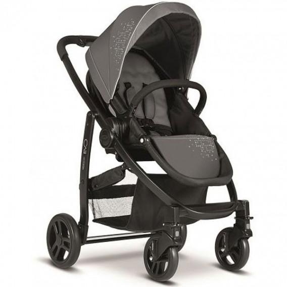 Комбинирана детска количкаEVO Trio Charcoal 3 в 1 Graco 33448 3