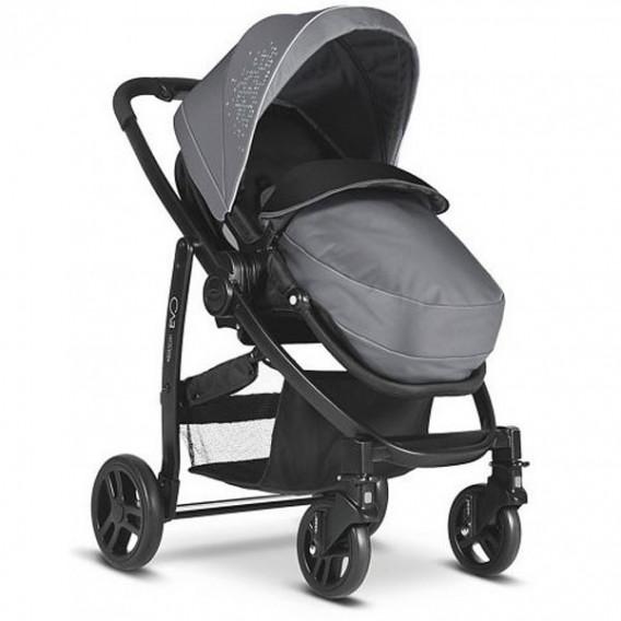Комбинирана детска количкаEVO Trio Charcoal 3 в 1 Graco 33449 4