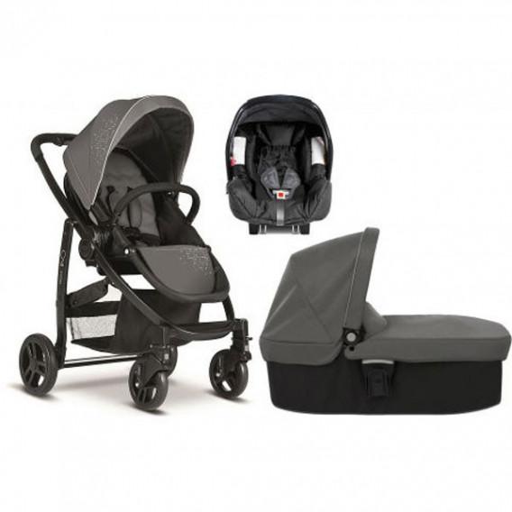 Комбинирана детска количкаEVO Trio Charcoal 3 в 1 Graco 33452 7