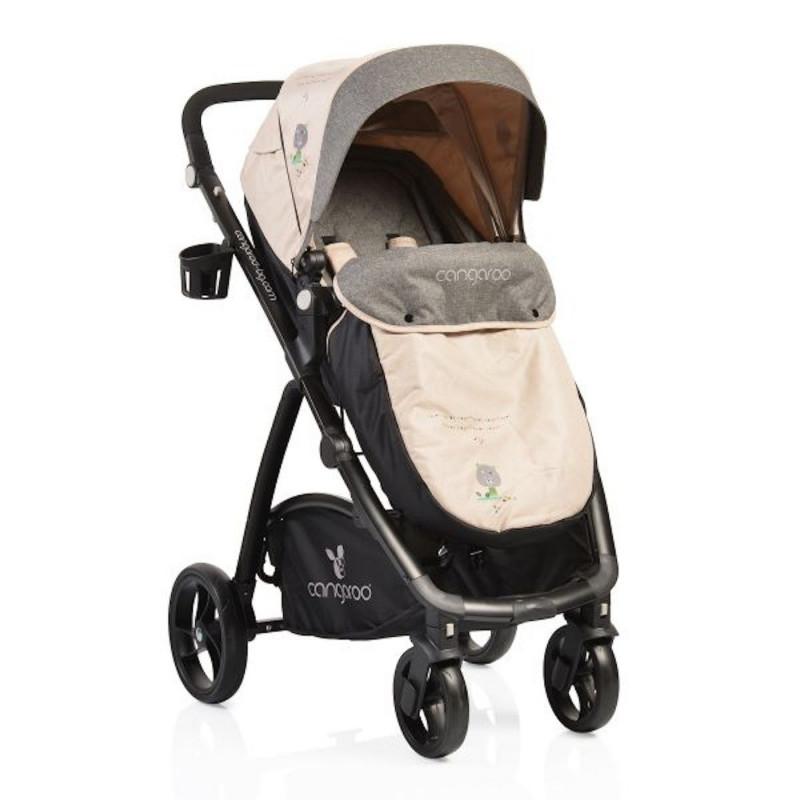 Комбинирана детска количка STEFANIE 3 в 1  33663