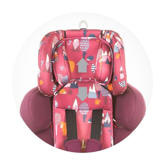 Стол за кола 4в1 0-36 кг. Chipolino 33957 5
