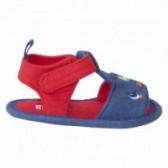 Меки сандали от деним Tuc Tuc 34374