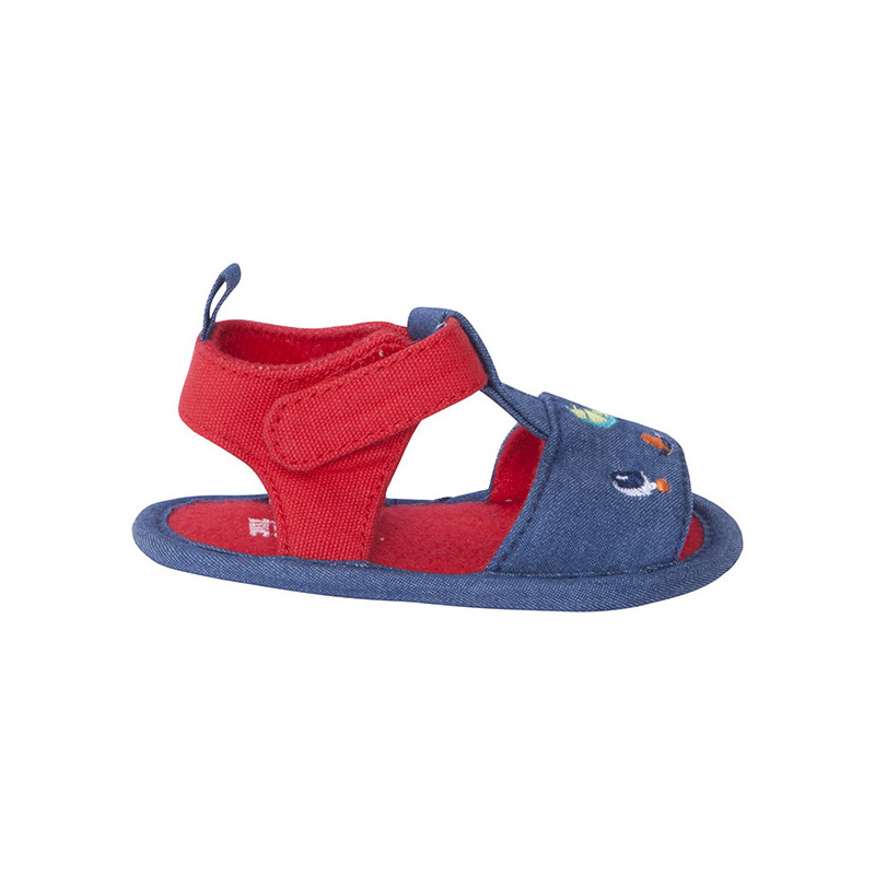 Меки сандали от деним  34374