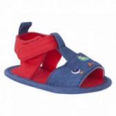 Меки сандали от деним Tuc Tuc 34375 2