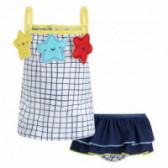 Бански костюм от 2 части за бебе момиче Tuc Tuc 34386