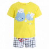 Бански костюм от 2 части за бебе момче Tuc Tuc 34398
