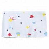 Двулицева кърпа за глава за бебе момиче Tuc Tuc 34407