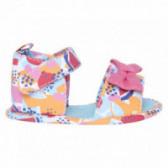 Меки сандали за бебе момиче Tuc Tuc 34422