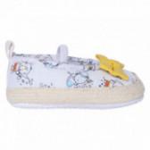 Меки обувки за бебе момиче Tuc Tuc 34446