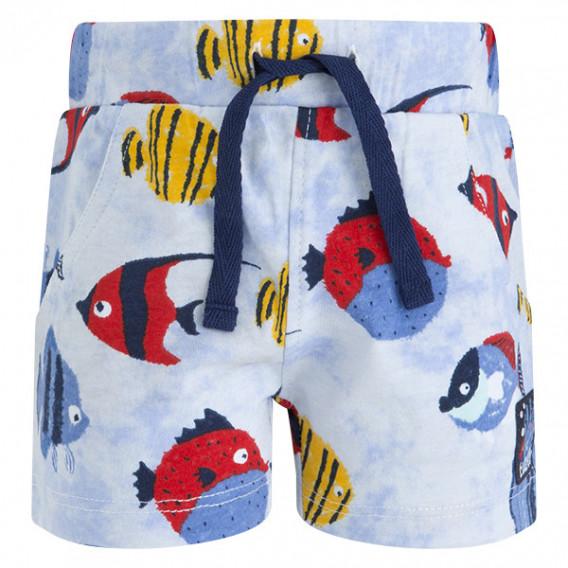 Памучен къс панталон за момче Tuc Tuc 34494