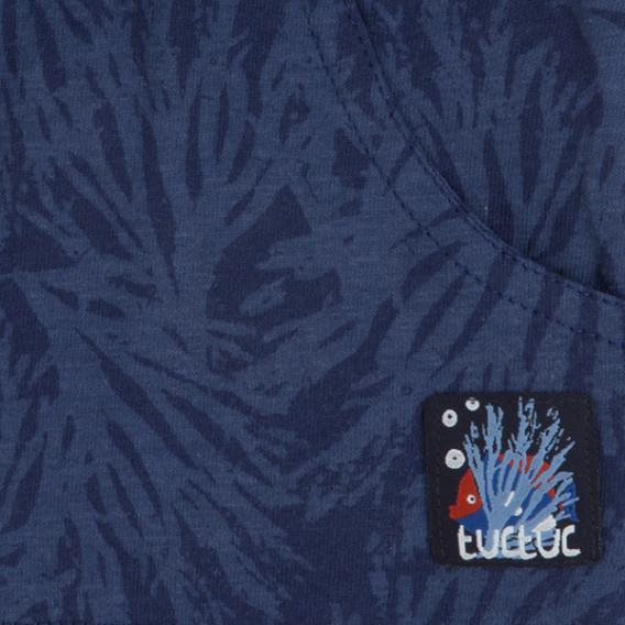 Памучен къс панталон за момче Tuc Tuc 34499 3