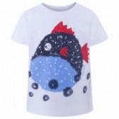Памучна тениска за момче Tuc Tuc 34503