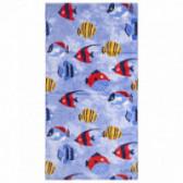 Плажна кърпа за момче и момиче Tuc Tuc 34522