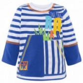 Памъчна блуза с дълги ръкави за момче Tuc Tuc 34581