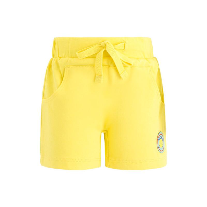 Памучен къс панталон за момче  34629