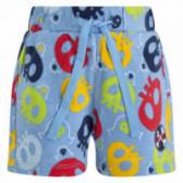 Памучен къс панталон за момче Tuc Tuc 34689