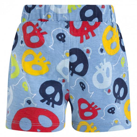 Памучен къс панталон за момче Tuc Tuc 34690 2