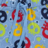 Памучен къс панталон за момче Tuc Tuc 34691 3
