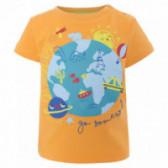 Памучна тениска за момче Tuc Tuc 34738