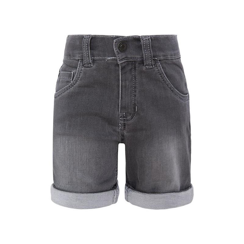 Къс дънков панталон за момче  34744