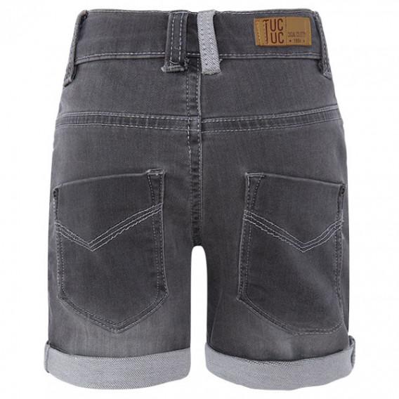 Къс дънков панталон за момче Tuc Tuc 34745 2
