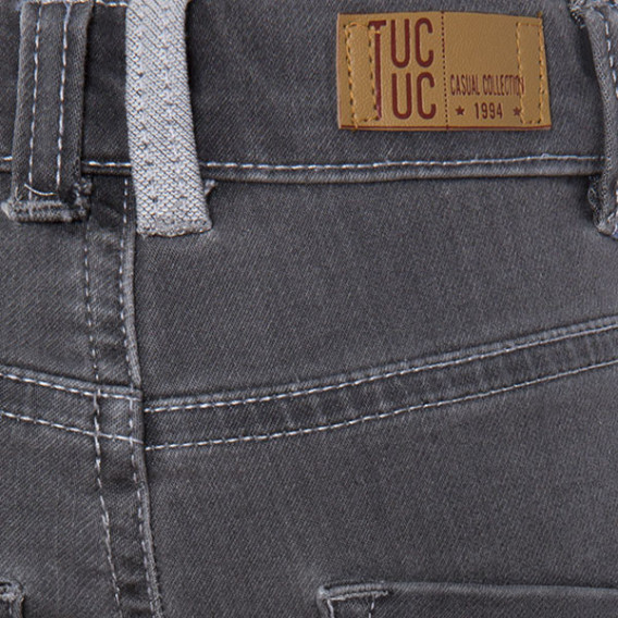 Къс дънков панталон за момче Tuc Tuc 34746 3
