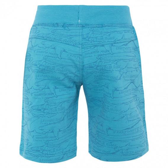 Памучен къс панталон за момче Tuc Tuc 34748 2