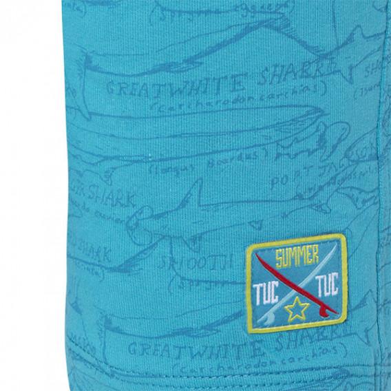 Памучен къс панталон за момче Tuc Tuc 34749 3