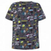 Памучна тениска за момче Tuc Tuc 34753